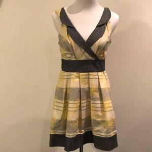 EVA FRANCO SUMMER SAILOR DRESS NWOT SZ 4